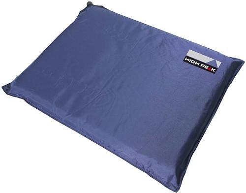 High Peak Chair Cushion Blue 30x40 cm