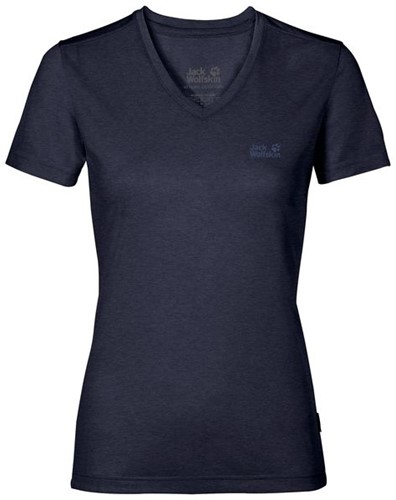 Jack Wolfskin Crosstrail T-Shirt dames
