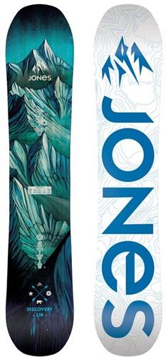 Jones Discovery snowboard 150