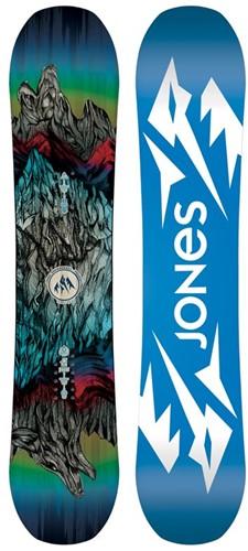 Jones Prodigy snowboard 140