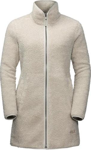 Jack Wolfskin High Cloud Coat W dusty grey S