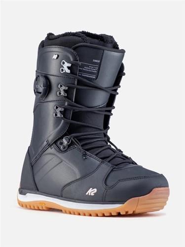 K2 Ender snowboard boots black 44 1/2 (US 11)