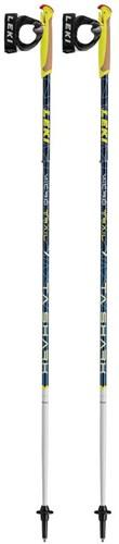 Leki Micro Trail TA donkerblauw 120 cm