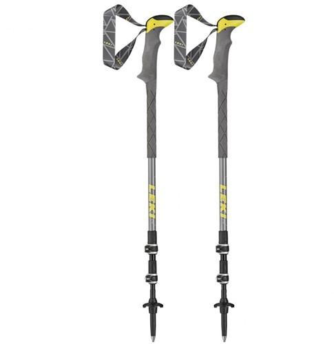 Leki Sherpa Lite XTG trekkingstokken grijs 100-135 cm