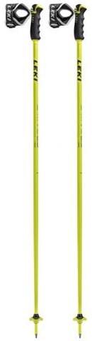 Leki Spitfire S metallic/Neon-Geel/Groen/Zwart 130 cm