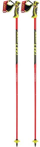 Leki Venom SL neon-red/neon-yellow/black 130 cm