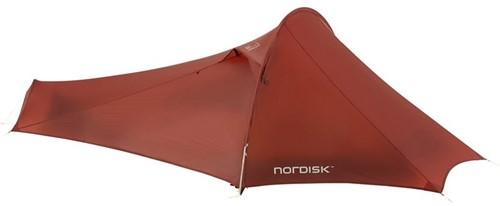 Nordisk Lofoten 1 ULW Tent burnt red