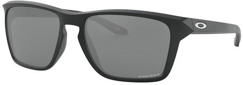 Oakley Sylas Matzwart Lens Zwart Zonnebril