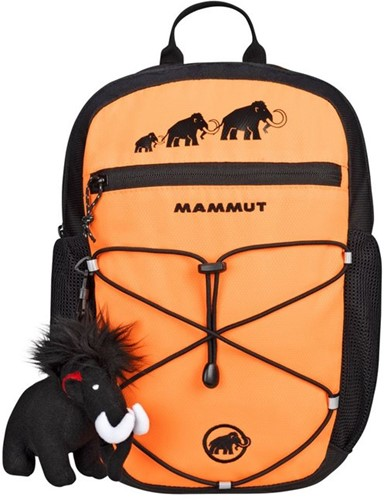 Mammut First Zip 8L safety orange-black