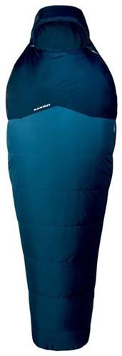 Mammut Nordic OTI Spring sleeping bag blue 195 cm