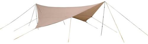 Nigor Parawing 450x450 cm sand