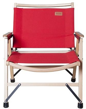 Nigor Woodstar stoel rood