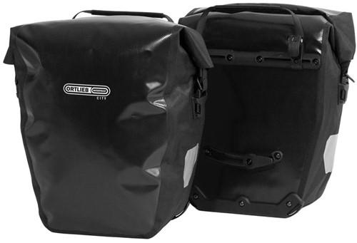 Ortlieb Back-Roller City QL1 40L zwart (paar)