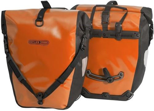 Ortlieb Back-Roller Classic QL2.1 40L oranje/zwart (paar)