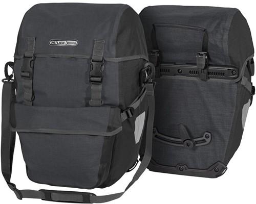 Ortlieb Bike-Packer Plus 42L QL2.1 graniet/zwart (paar)