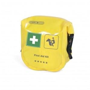 Ortlieb EHBO Kit Veiligheidsniveau Hoog Paardrijden 2L Geel