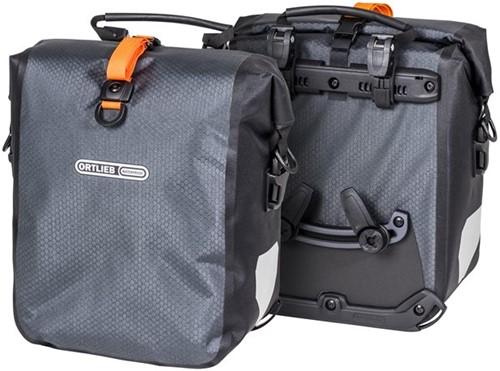 Ortlieb Gravel-Pack fietstassen 50L (paar)
