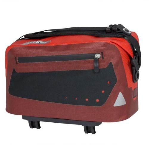 Ortlieb Trunk-Bag 8L chili-rood/signaalrood