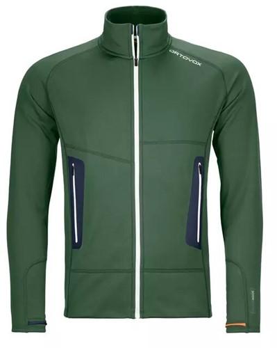 Ortovox Fleece Light Jacket M green-forest S