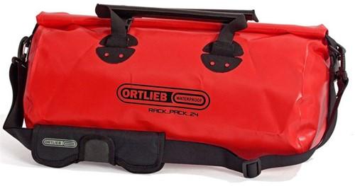 Ortlieb Rack-Pack S 24L rood