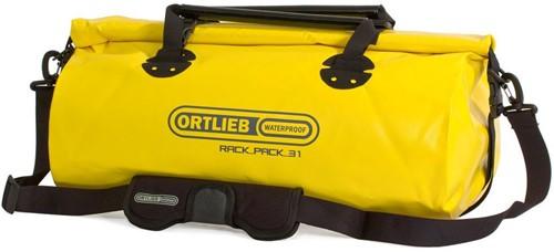 Ortlieb Rack-Pack 31L geel