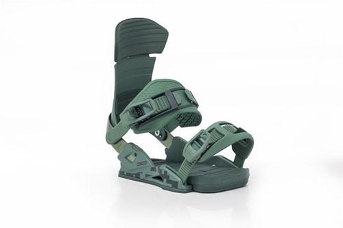 Drake Reload binding green camo L