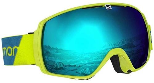 Salomon XT One Neon-Yellow/Solar blue