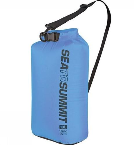 Sea to Summit Sling Dry Bag 10L blue
