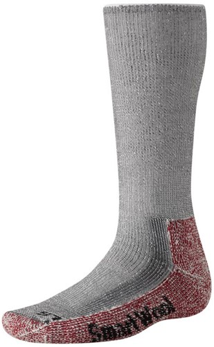 SmartWool Mountaineering Extra Heavy Crew charcoal heather L