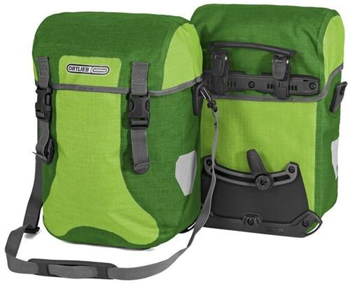 Ortlieb Sport-Packer Plus QL2.1 30L limoen/mosgroen (paar)