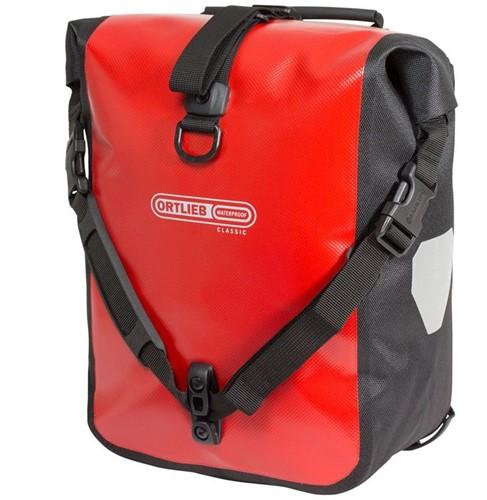 Ortlieb Sport-Roller Classic 25L QL2.1 rood/zwart (paar)