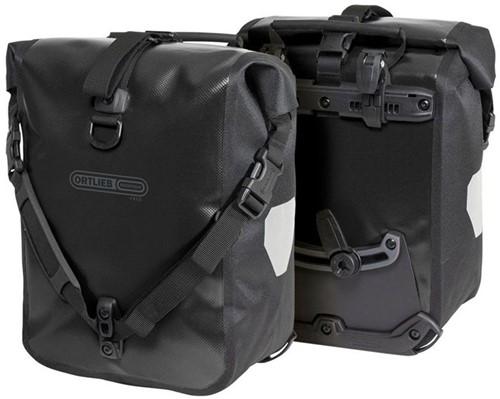 Ortlieb Sport-Roller Free QL2.1 25L zwart (paar)