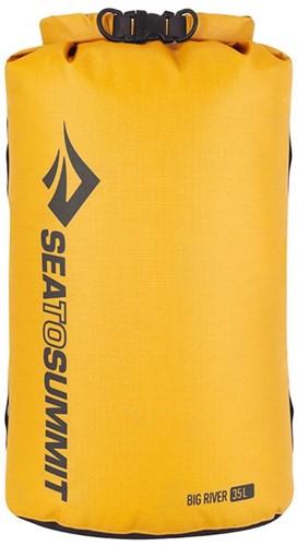 Sea to Summit Big River Dry Bag 35L Geel