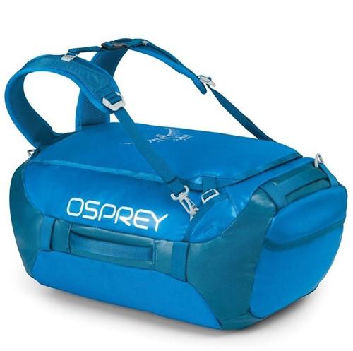 Osprey Transporter 40 kingfisher Blauw