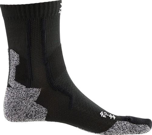 X-Socks Run Fast sokken zwart 45-47