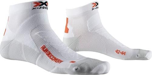 X-Socks Run Discovery sokken wit/grijs 45-47