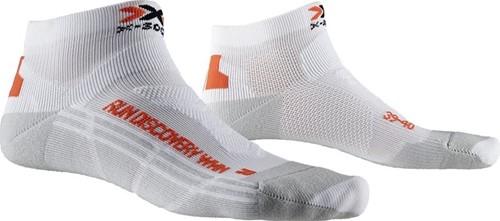 X-Socks Run Discovery sokken dames wit/grijs 41-42