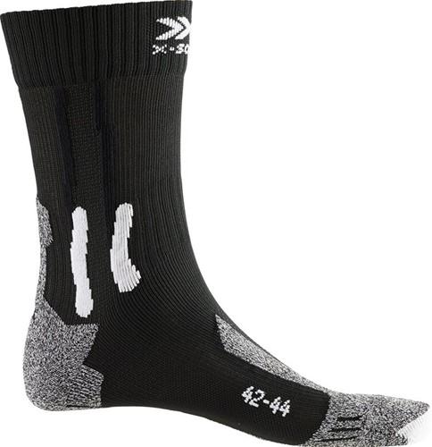 X-Socks Trek Outdoor Socks zwart/grijs 42-44